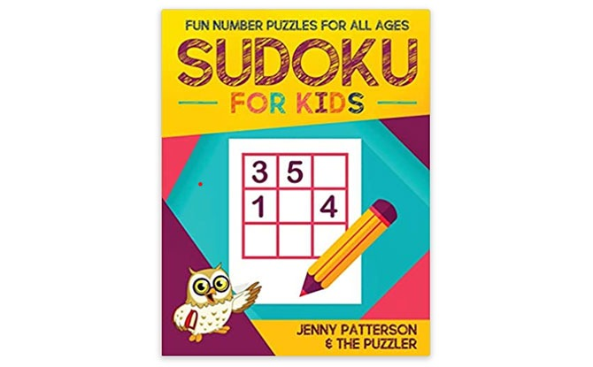 Sudoku for Kids: Fun Number Puzzles for All Ages
