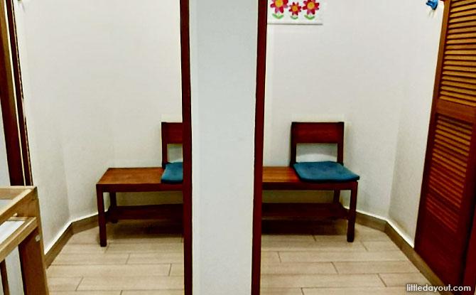 City Square Mall Nursing Room