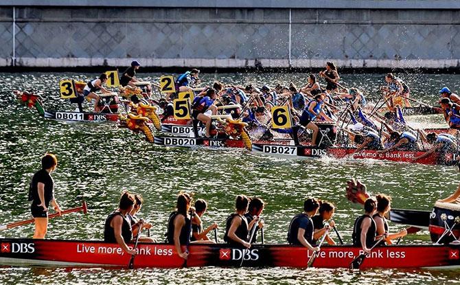 Dragonboat Festival Racing