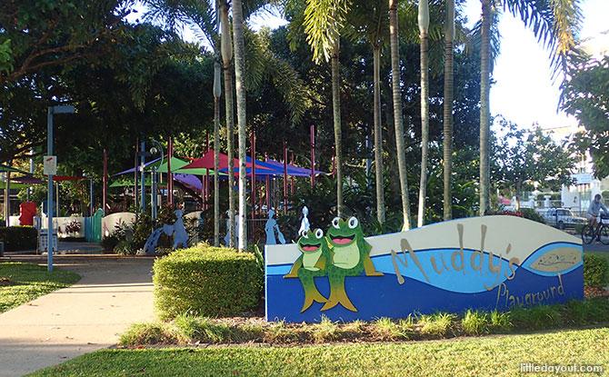 Muddy's Playground