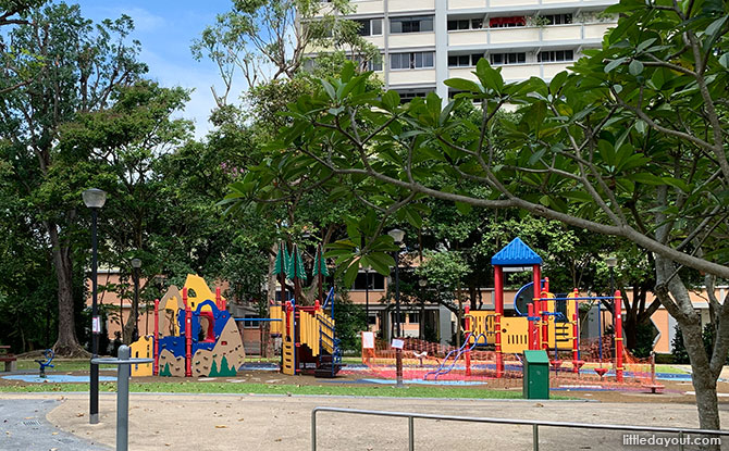 Jalan Pelatok Playground