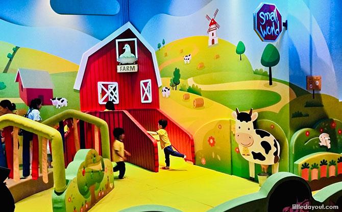 Small World - KidsSTOP