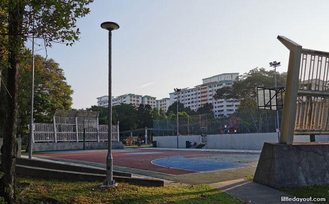 Futsal Court & Basketball Court
