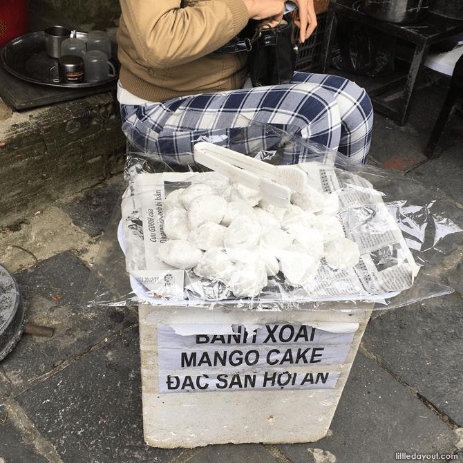Mango Cake in Vietnam