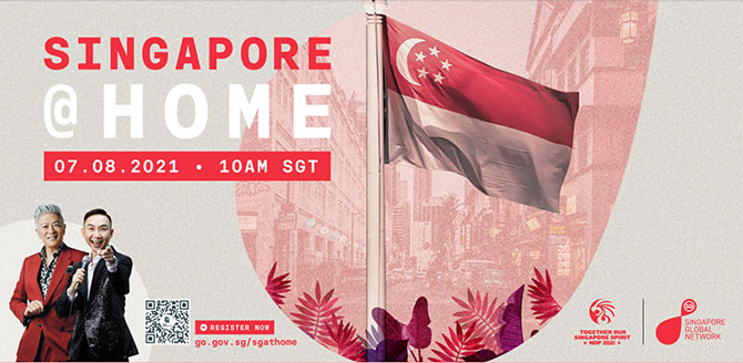 Things To Do Over the National Day 2021 Weekend
