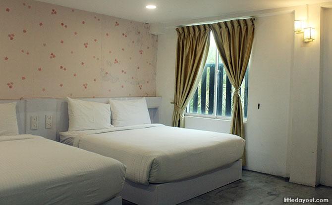 Sinar Eco Resort Room