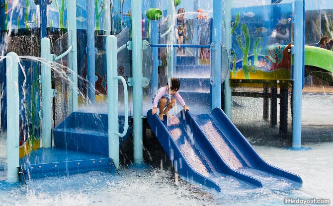 Splash @ Kidz Amaze Indoor Water Park