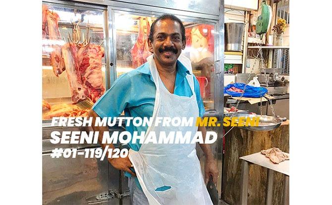 TADA Fresh Market