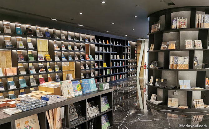 ZALL Bookstore: 5 Highlights Of The Chinese Book Store At Wheelock Place