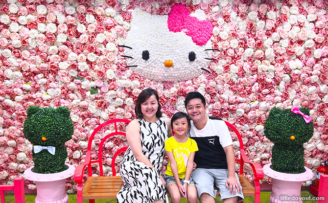 Hello Kitty Island, Seoul, South Korea