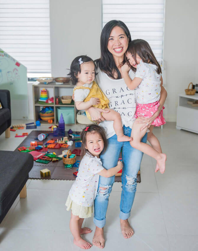Stories of Play: Jules and Her Girls