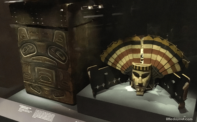 Treasures of the World from the British Museum Family-themed Tours by Friends of the Museums