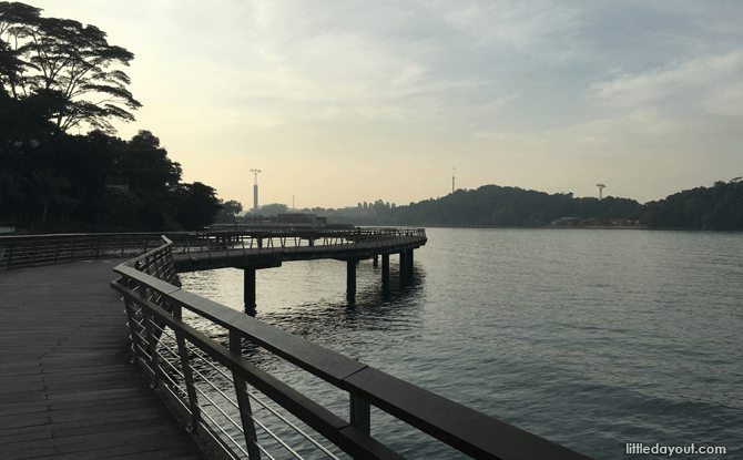 Bukit Chermin Boardwalk