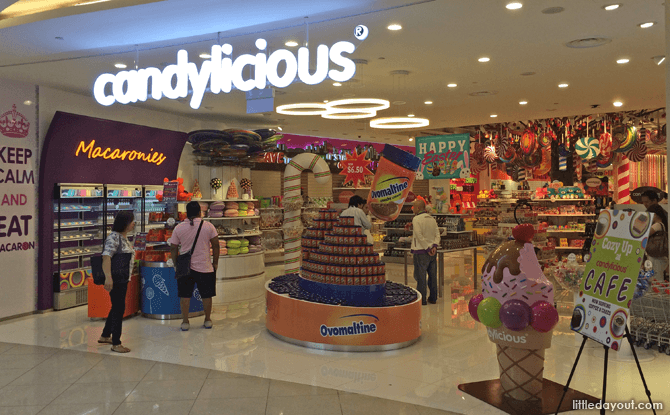Candylicious - Get Your Chocolate Fix