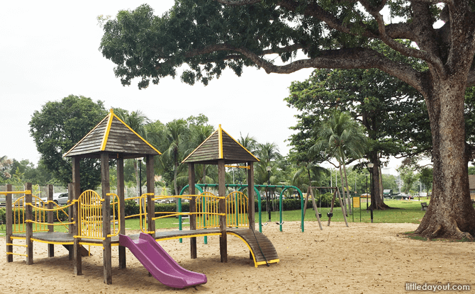 Southern Playground at Changi Beach Park