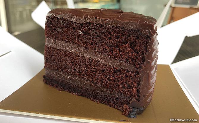 Choc.a.bloc Chocolate Cake