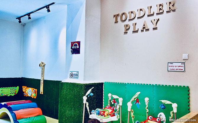 Toddler Play at Go-Go Bambini