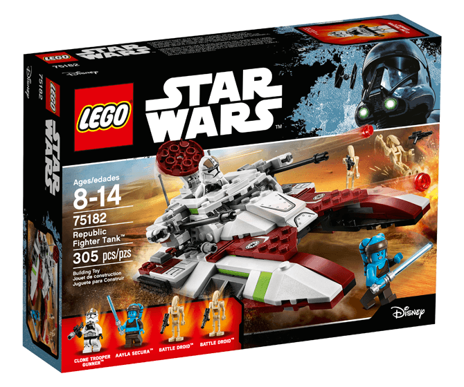 LEGO® Star Wars™ Republic Fighter Tank™