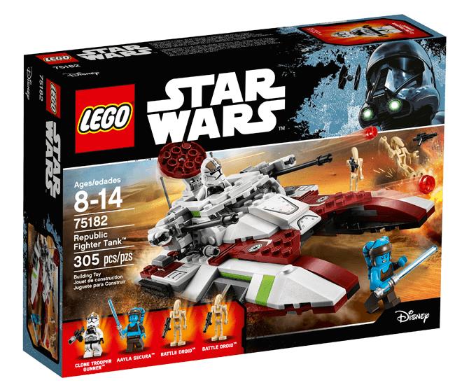 LEGO® Star Wars™ Republic Fighter Tank™