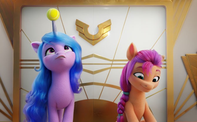 My Little Pony Movie Review