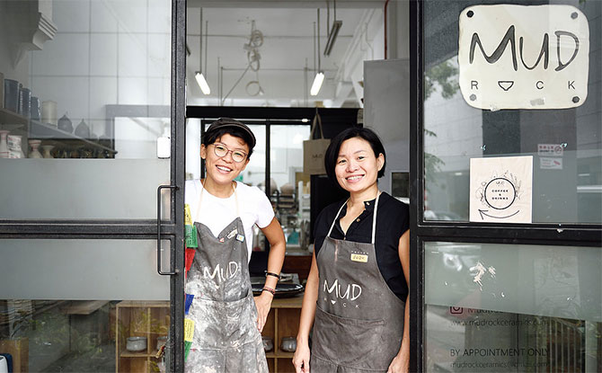 Mud Rock Ceramics - Pottery Classes in Singapore