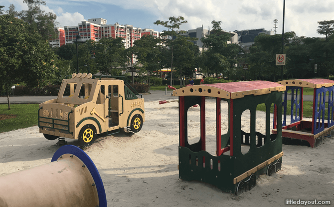Playground for Toddlers