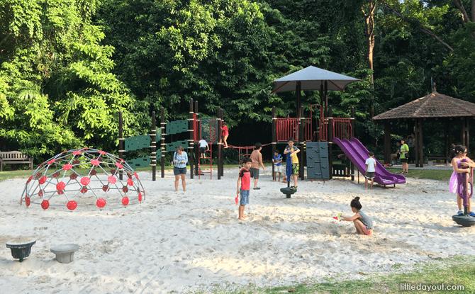 Bukit Batok Nature Park Playground