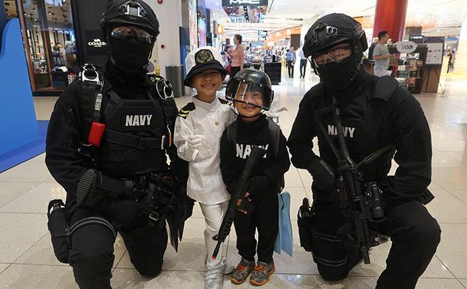 Navy Costumes