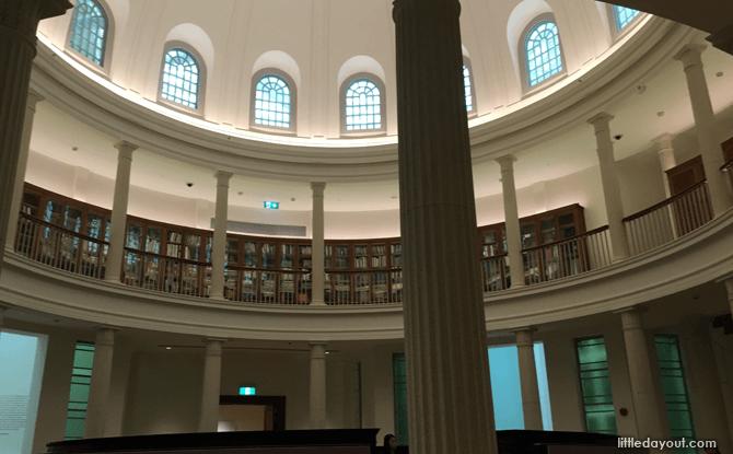 Rotunda Library