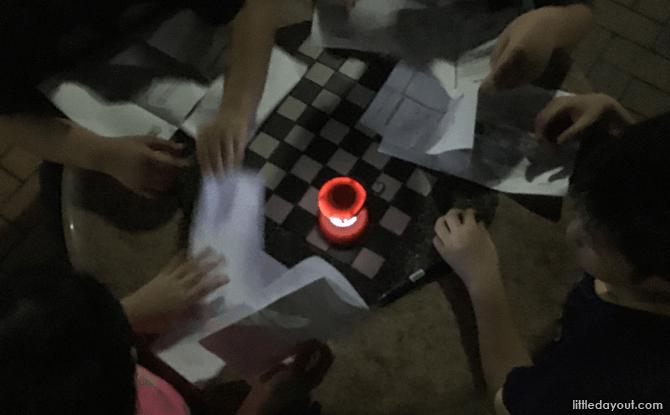 Solving Clues
