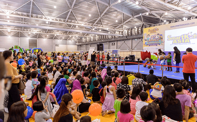 SmartKids Asia 2016 - Daily Stage Activities