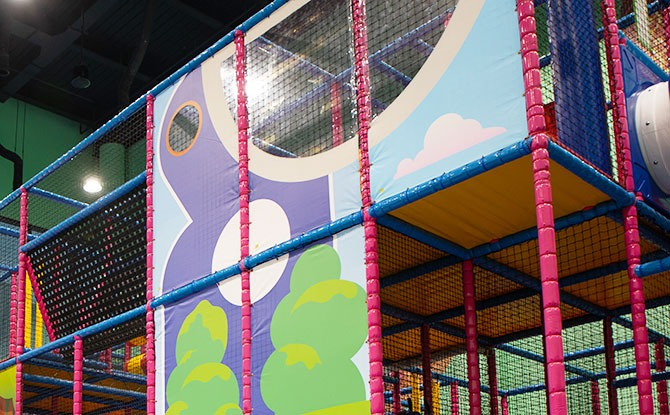 HomeTeamNS Khatib Indoor Playground