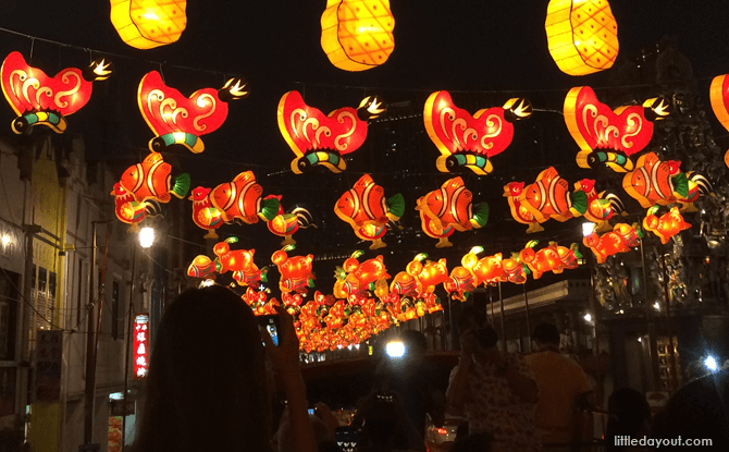 Traditional Lanterns