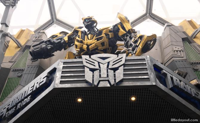Transformer the Ride