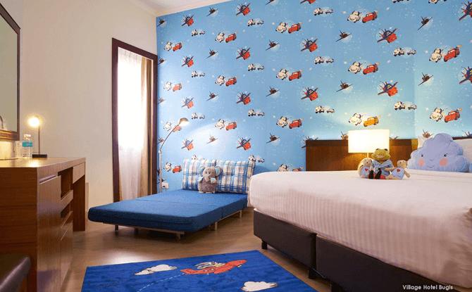Village Hotel Bugis Family Room