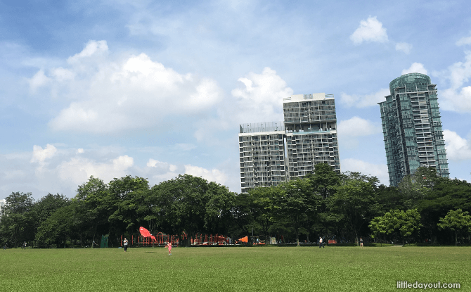 West Coast Park - Top Kite-flying Places Around Singapore