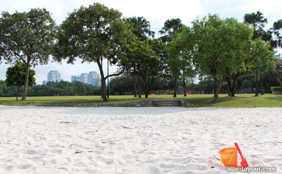 West Coast Park - Best Sand Play Areas in Singapore