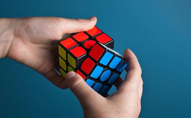 Rubiks Cube & Guide