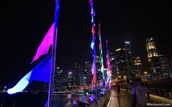 I Light Singapore 2019