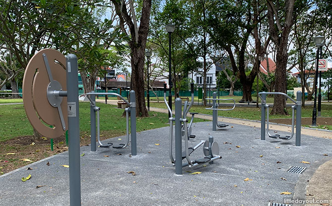 Jalan Pelatok open space