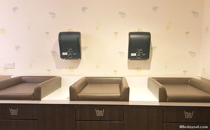 Diaper Changing Room, Jem