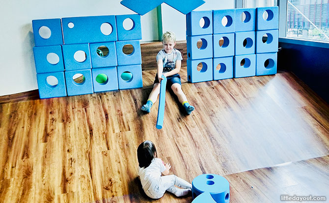Slope at Kaboodle Indoor Play Space
