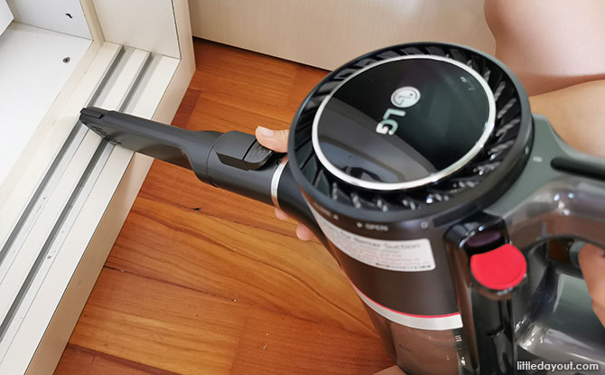Pros and Cons of using LG CordZero A9 Vacuum Cleaner