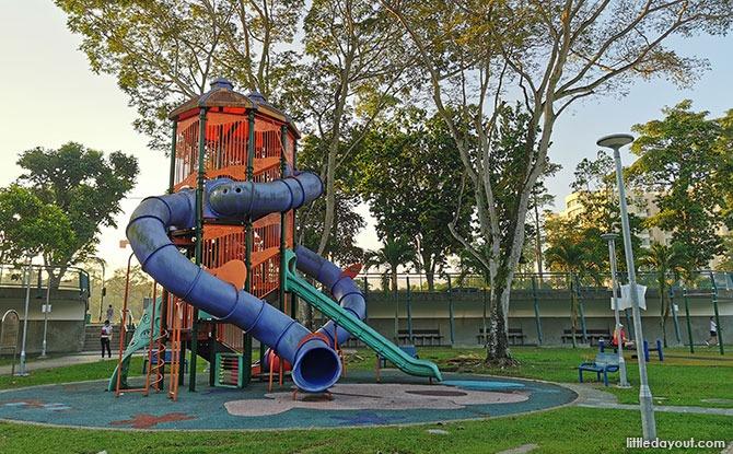 Limbang Park playgrounds