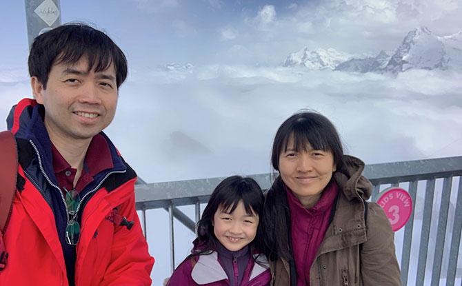 Visiting Switzerland's Mountains
