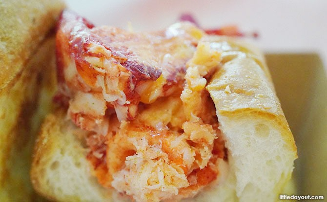Famous Luke's Lobster Rolls Opens First Flagship Store In Singapore