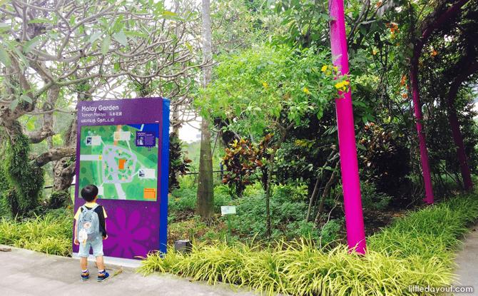 Malay Garden, Heritage Gardens, Gardens by the Bay