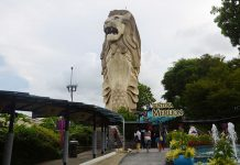 5 Interesting Facts About The Sentosa Merlion