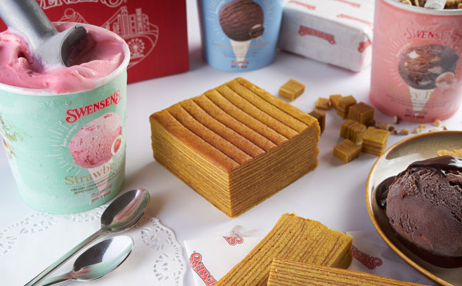 Swensen's 'Happiness in a Box'
