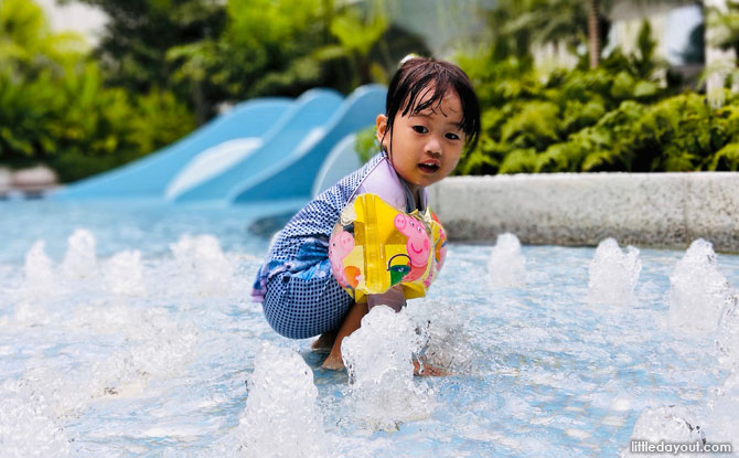 Facilities and Amenities For Young and Old at Village Sentosa